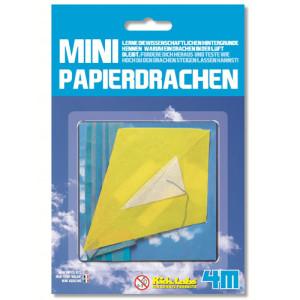 4M Mini Papierdrachen