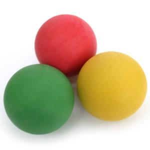 Moosgummiball 6,5 cm