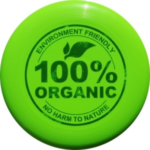 Eurodisc organic gruen
