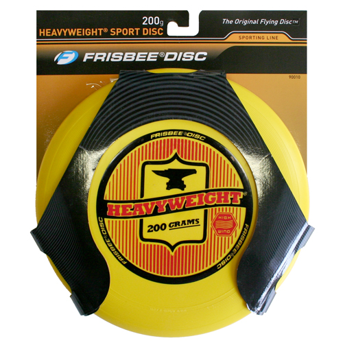 FRISBEE HEAVY WEIGHT
