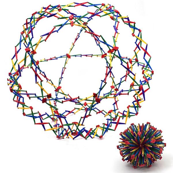 pap-61800 Hoberman Sphere Rainbow