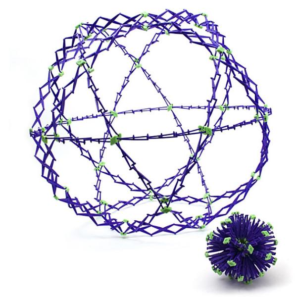 pap-61802 Hoberman Sphere glow